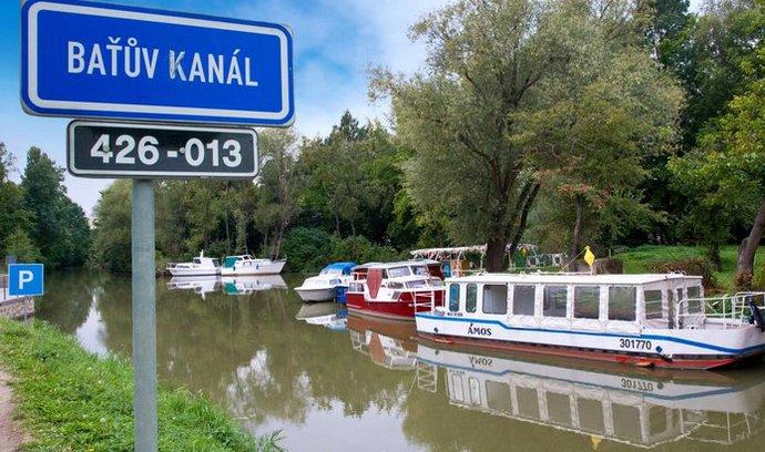 www.vylet-na-vikend.sk-Baťov kanál