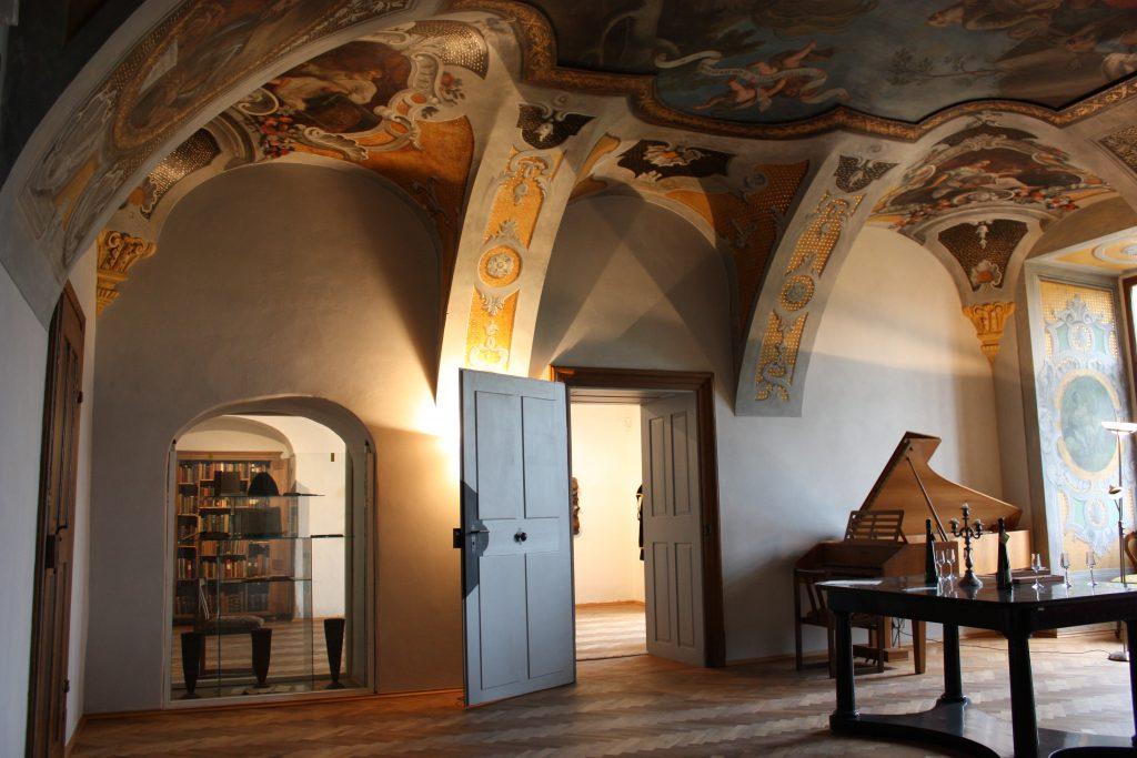 Šternberk kláštor